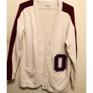 Urban Outfitter's Oversized Cardigan